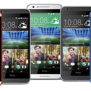 HTC : les Desire 820 et Desire 620 disponibles dès à présent en France