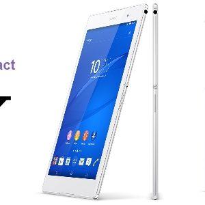 Sony Xperia Z3 Tablet Compact : finesse, légèreté et performances