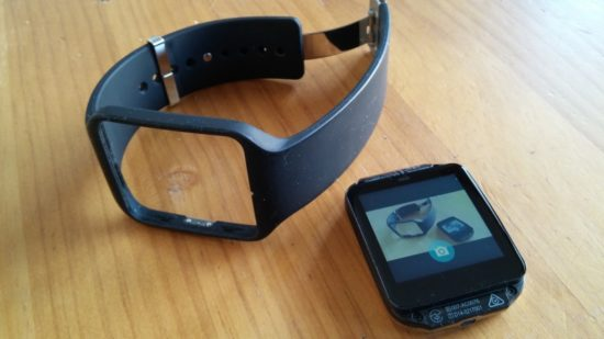 Sony SmartWatch 3 : la montre Android Wear du sportif [Test]