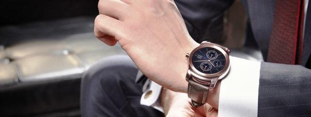 #MWC2015 - LG dévoile son dernier bijou connecté : la montre LG Watch Urbane