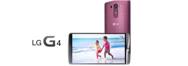 LG : objectif de vente de 10 millions d'unités pour un LG G4 pas encore dévoilé