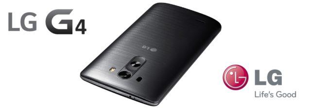 LG G4 : un écran incurvé et quelques visuels ?