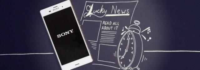 Sony Xperia Z : la mise à jour Android Lollipop démarre enfin !