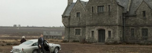 SPECTRE : un teaser (affiche) du dernier film 007 sera dévoilé aujourd'hui