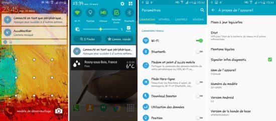 Samsung Galaxy Note 3 : la mise à jour Android Lollipop arrive !