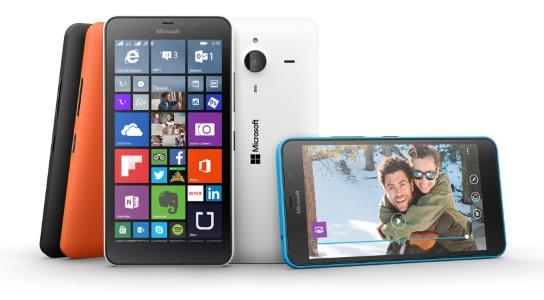 #MWC2015 - Microsoft présente ses smartphones Lumia 640 et Lumia 640 XL