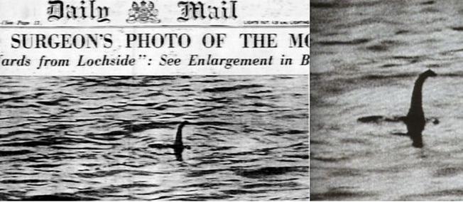 Google fête le 81ème anniversaire de la première photo du monstre du Loch Ness [Doodle]