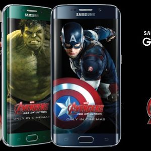 Samsung Galaxy S6 Edge : la version Iron Man sera disponible demain en Corée