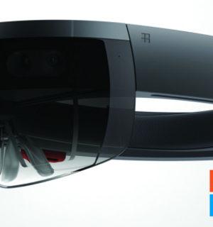 Hololens, les lunettes de réalité augmentée de Microsoft