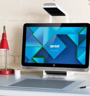 HP Sprout, le tout en un qui en rajoute