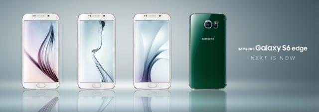 Samsung : les Galaxy S6 et Galaxy S6 Edge sont disponibles en bleu topaze et vert émeraude