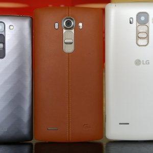 LG G4 Stylus et LG G4c : caractéristiques, prix et disponibilité