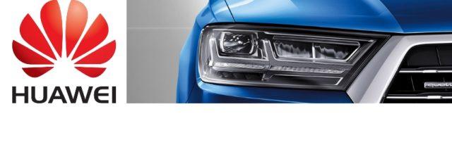 Huawei et Audi : copilotes pour concevoir la voiture de demain