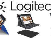 Etuis et clavier Logitech pour Ipad Air 2