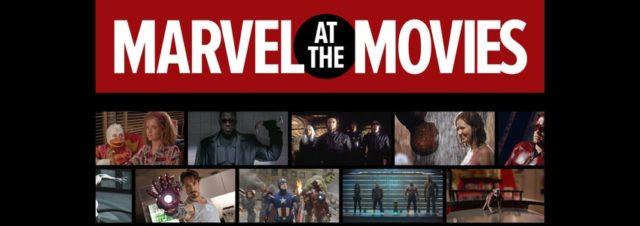 Près de 30 d'histoire de films Marvel [Infographie]