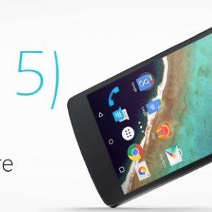 LG va fabriquer le nouveau Nexus : le Nexus 5 (2015) ?