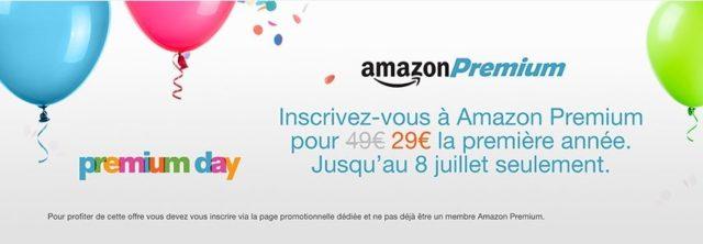 Amazon : 20 ans déjà et un max de promotions pour le 15 juillet !
