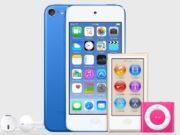 Et si Apple nous proposait de nouveaux iPod ce 14 juillet?