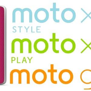 Motorola : retour sur les nouveaux Moto G, Moto X Play et Moto X Style