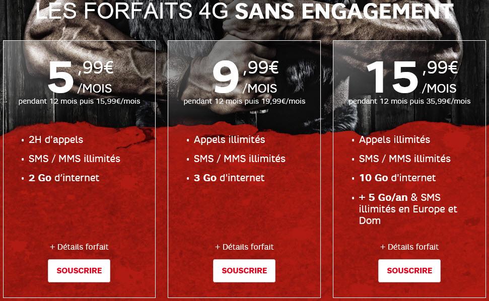 RED de SFR : les Journées Guerrières font leur grand retour et les promotions sont au rendez-vous!