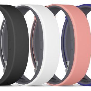 Sony dévoile son nouveau bracelet connecté, le Smartband 2