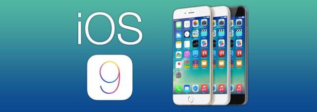 L'iOS 9 déjà adopté par plus de 20% des possesseurs d'iDevice...50% d'après Apple