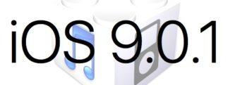 L'iOS 9.0.1 est disponible au téléchargement [liens directs]