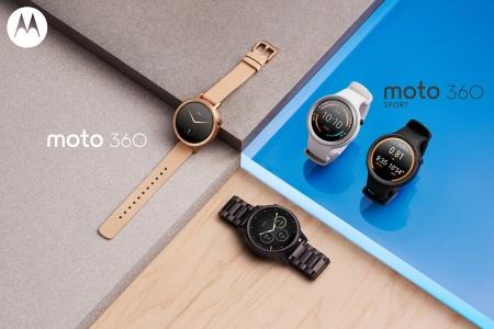 #IFA2015 - Motorola dévoile sa montre moto 360 2ème génération