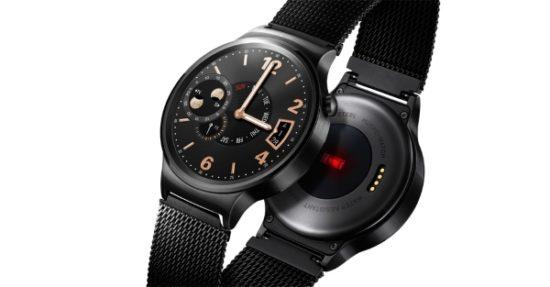 #IFA2015 - Huawei présente sa première smartwatch, la Huawei Watch