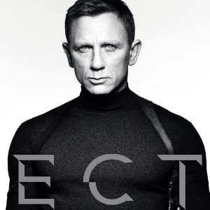 James Bond s'habille en smoking blanc pour affronter la mort dans Spectre