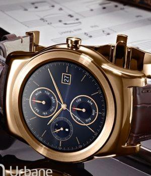 #IFA2015 - Une LG G Watch Urbane Luxe et une réelle nouveauté mais pour un peu plus tard...