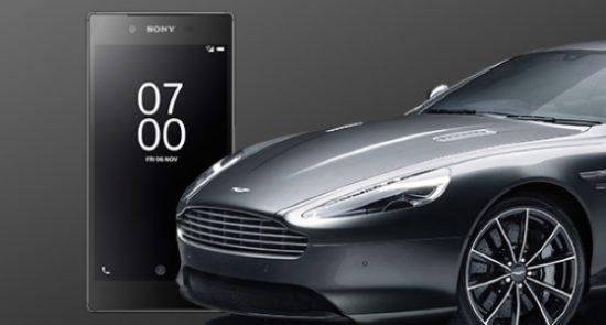 James Bond sera le premier utilisateur du Sony Xperia Z5
