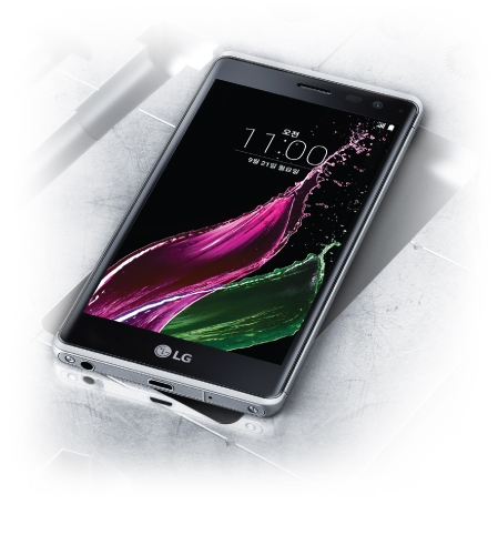 LG Class : le premier smartphone LG fait de métal