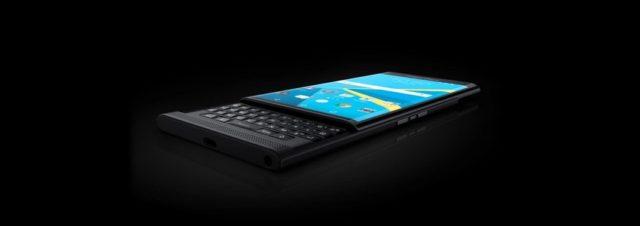 Le smartphone PRIV By BlackBerry se dévoile en photos
