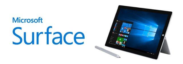 Microsoft Surface Pro 4 : une tablette sans bordures ?
