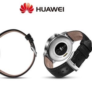 Prise en main de la montre Huawei Watch