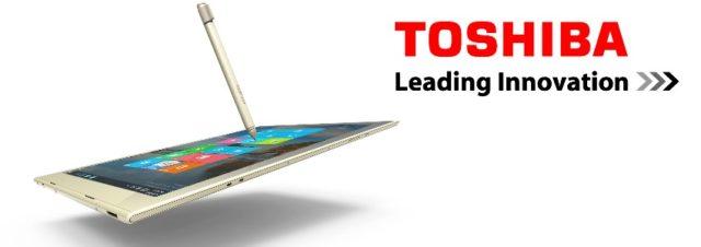 Toshiba Dynapad : la tablette 12