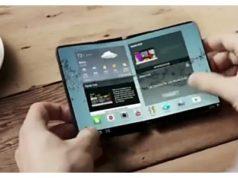 Samsung : un premier smartphone avec un écran pliable pour janvier 2016 ?