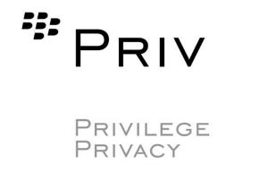 BlackBerry : le smartphone Priv se dévoile en photos