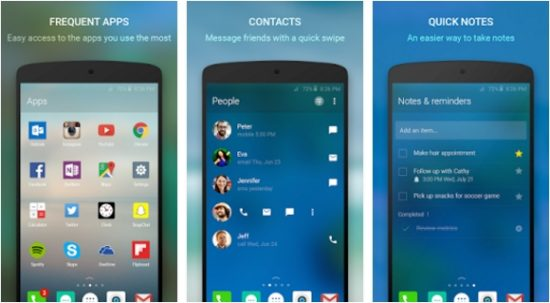 Arrow : Microsoft propose un launcher Android