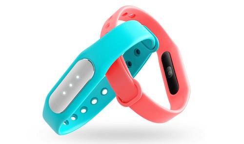 Xiaomi dévoile un nouveau bracelet connecté : le Mi Band 1S