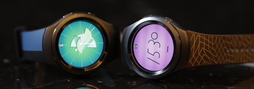 Prise en main de la Samsung Gear S2