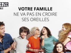 Deezer lance son offre Deezer Famille en avant-première chez Orange