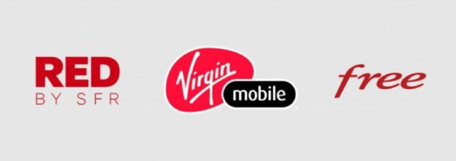 SFR et Virgin Mobile proposent eux aussi un forfait à 3,99€/mois