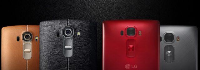 LG G5 : un écran plus grand, un scanner d'iris et une sortie en février ?