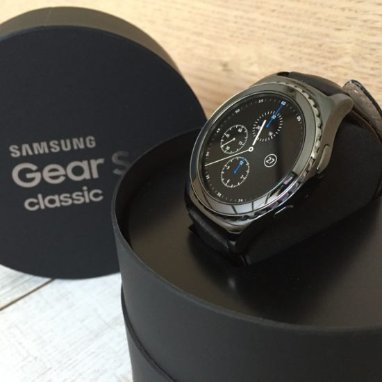Gear S2 : la belle et innovante montre de Samsung [Test]