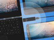 #CES2016 - Lenovo Link 32Go : prenez le contrôle de votre smartphone Android depuis votre PC