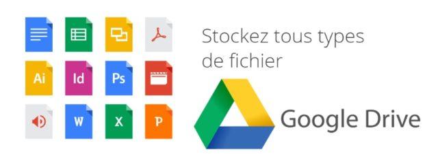 Google Drive : 2Go supplémentaire à vie, ça vous dit ?