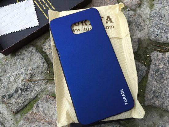 Coque Turata pour Galaxy S6 Edge Plus : une protection efficace à prix réduit [Test]