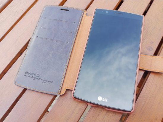 Etui Verus Dandy : une protection premium pour le LG G4 [Test]